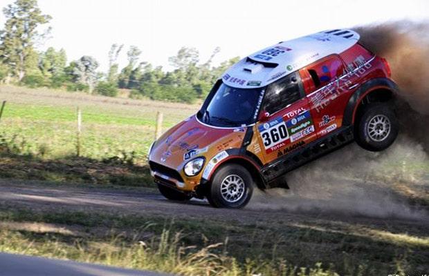 Dakar 2016 - Nesreca 1 dan