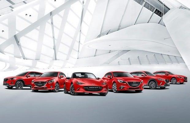 Mazda 2015 corporate-teaser-image