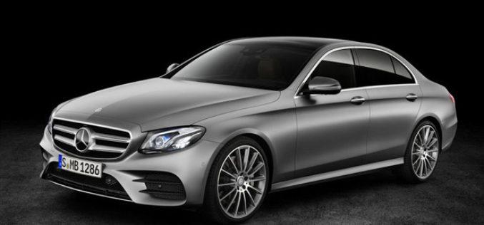 Nova Mercedes-Benz E-Klasa predstavljena zvaničnim fotografijama