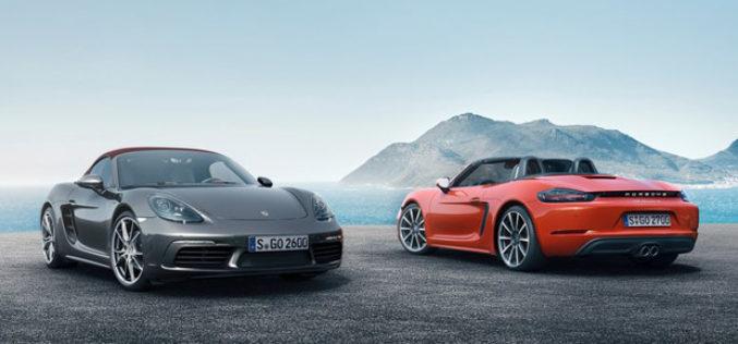 Porsche 718 Boxster zvanično predstavljen