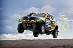 Renault Duster Dakar tim uspješno završio reli Dakar 2016.