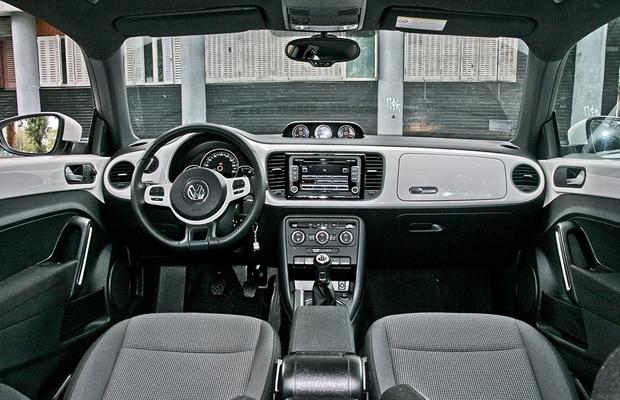 Test Volkswagen Beetle 1.2 tsi - 620 - 05