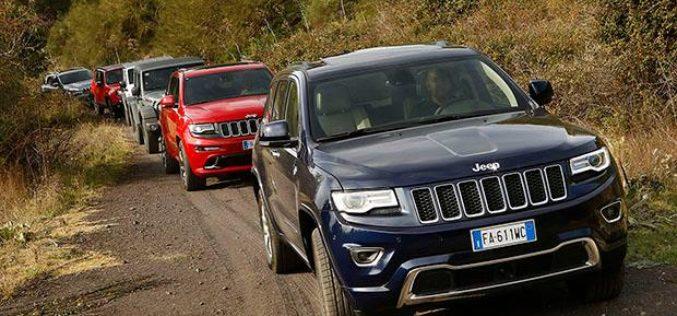 Jeep bilježi globalni rast prodaje