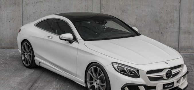 FAB Design Mercedes-AMG S63 Coupe Ethon