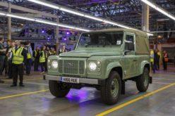 Proizveden posljednji Land Rover Defender