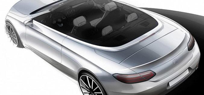 Nova Mercedes C klasa kabriolet bit će predstavljena u Ženevi?