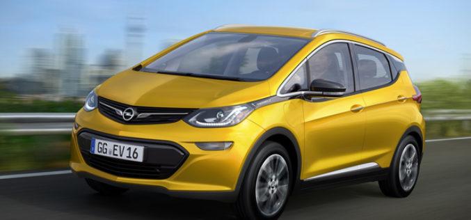Opel Ampera-e s dometom većim od 500 kilometara