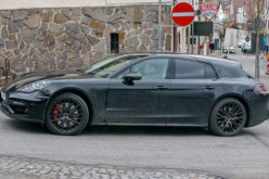 Nova Porsche Panamera Shooting Brake uhvaćena na testiranju