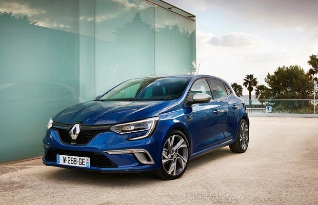 Renault Megane 2016 - 01
