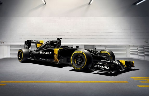 Renault Sport F1 Team - 2016 - 01