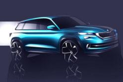 Škoda VisionS koncept bit će predstavljen na Sajmu automobila u Ženevi