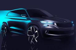 Škoda objavila novu fotografiju VisionS koncepta