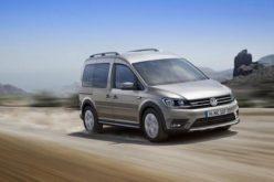Volkswagen Caddy Alltrack – Avantura može početi