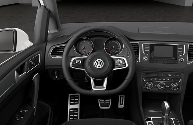 Volkswagen Golf Sportsvan R-Line 2015 - 04