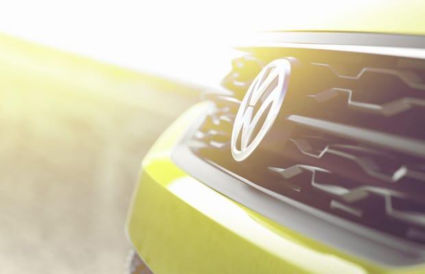 Volkswagen T-Cross koncept teaser (1)