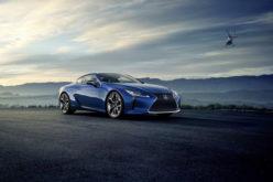 Lexus LC 500 hibird bit će predstavljen u Ženevi