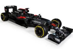 Predstavljen McLaren MP4-31 za sezonu 2016.