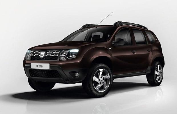 Dacia Duster - Tourmaline smeđa