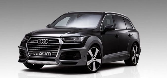 JE DESIGN Widebody styling kit za Audi SQ7 i Q7 S-line