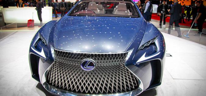 Lexus na sajmu automobila u Ženevi 2016: Predstavljen LC 500h Hybrid model