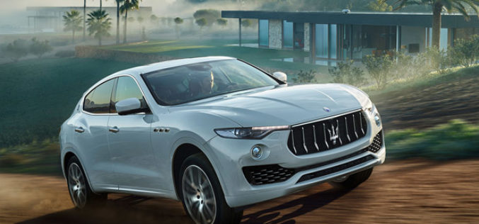 Maserati najavio cijenu za Levante model od 72.000$