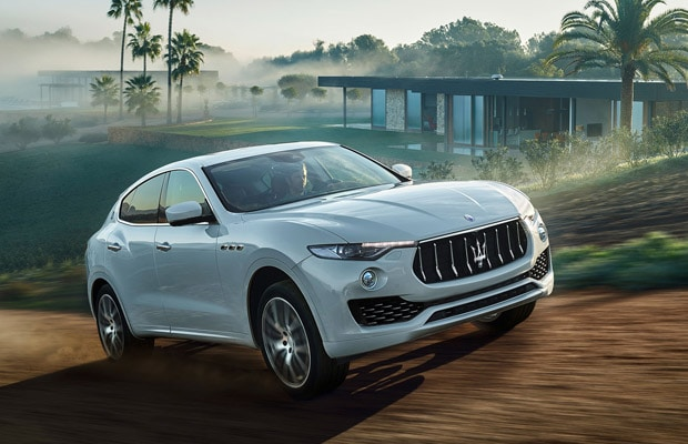 Maserati Levante motion-2016