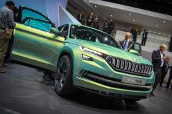 Škoda na sajmu automobila u Ženevi 2016: VisionS koncept budući Škodin veliki SUV