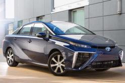 "Toyota Mirai ""Zeleni automobil godine 2016"""