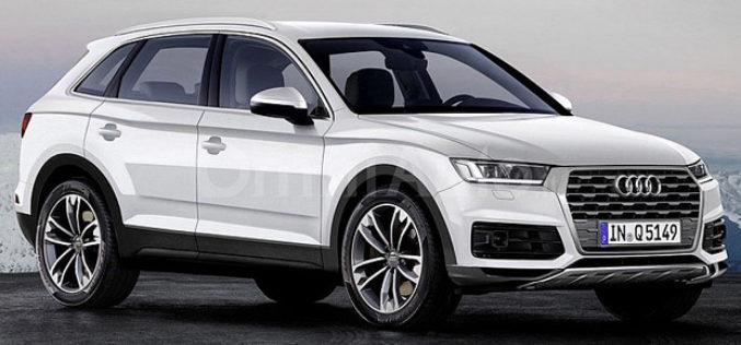 Kako će izgledati novi Audi Q5? OMNIAUTO napravio render novog Q5