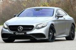 Mercedes-AMG S63 Coupe G-Power sa brutalnih 705 KS