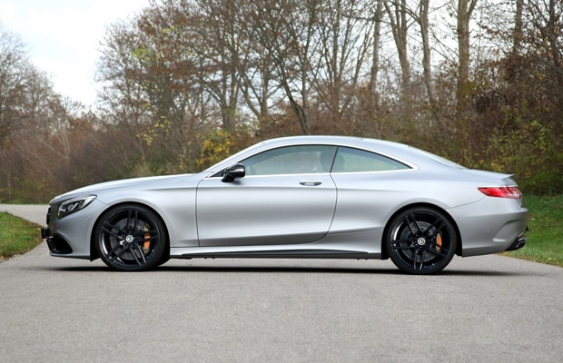 mercedes amg-s63 coupe - g-power 02