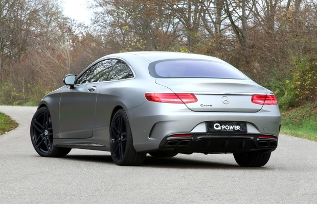 mercedes amg-s63 coupe - g-power 04