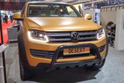 MTM predstavio novi Volkswagen Amarok V8 Desert Edition