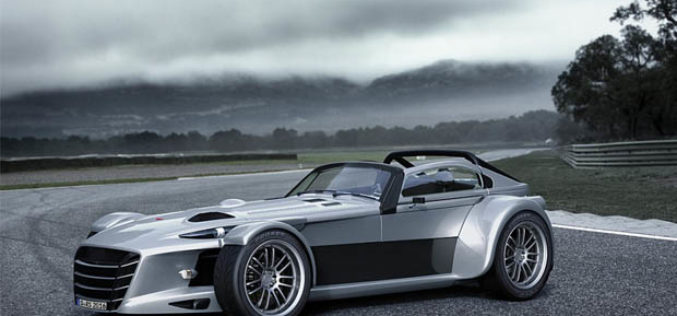 Donkervoort D8 GTO-RS – Povratak legende