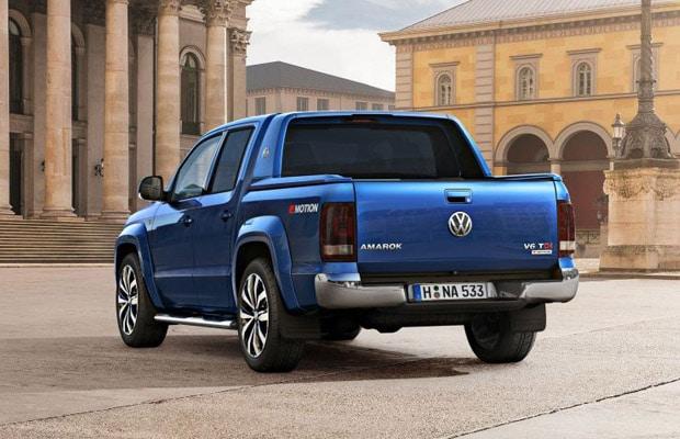 Volkswagen Amarok facelift 2016 - 02