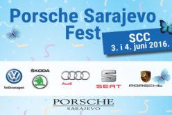 Porsche Sarajevo Fest 2016.