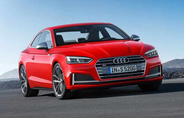 Audi S5 Coupe 2017 - 01
