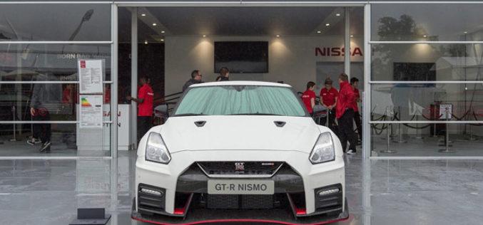 Novi Nissan GT-R najavljuje spektakularni dolazak na Festival brzine