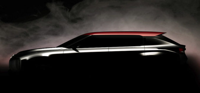 Mitsubishi razvija Grand Tourer SUV