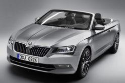 Nova Škoda Superb u Coupe i Cabrio izdanju?