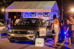 Novi Volkswagen Tiguan na Trgu Slobode u Tuzli