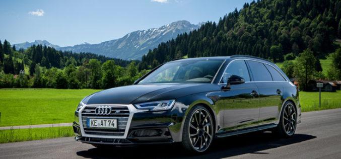 ABT Sportsline preradio novi Audi A4 Avant
