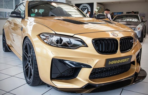 BMW M2 Coupe manhart - 01