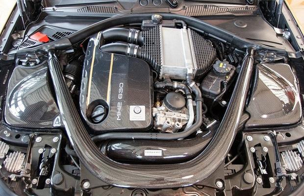 BMW M2 Coupe manhart - 02