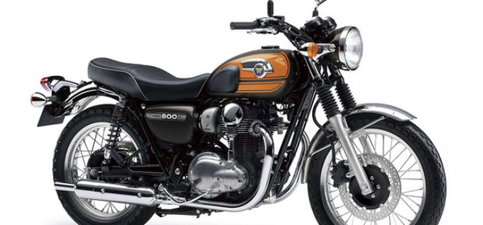 Kawasaki W800 Final Edition – Odlazak u historiju još jednog retro modela
