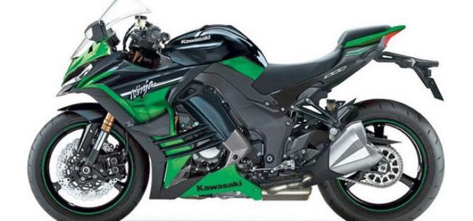 Kawasaki Ninja 1000 ABS – Novi sport tourer model