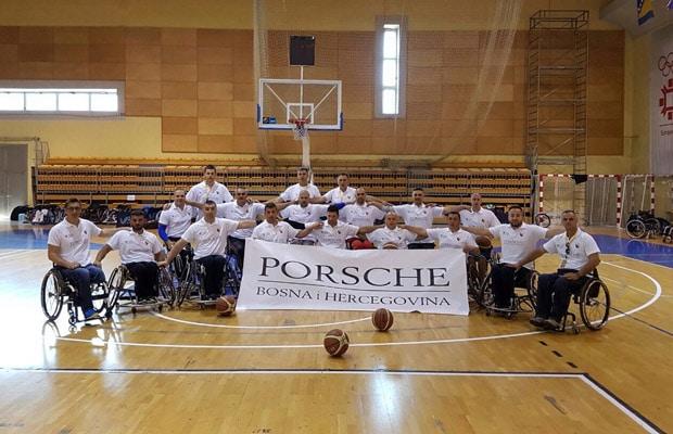 Porsche BiH_Evropsko prvenstvo kosarke u kolicima