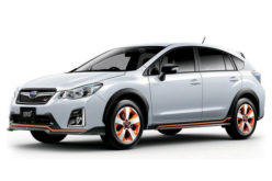 Stiže dorađeni Subaru XV Hybrid tS