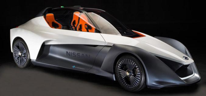 Nissan Bladeglider donosi pametnu mobilnost