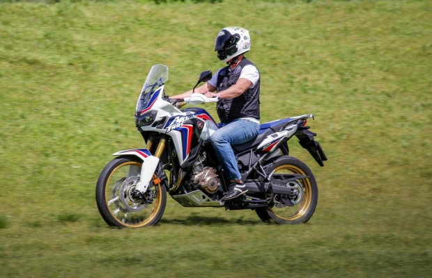 Test Honda Africa Twin 2016 - 01